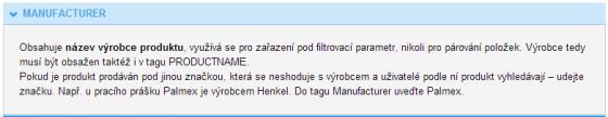 heureka - manufacturer
