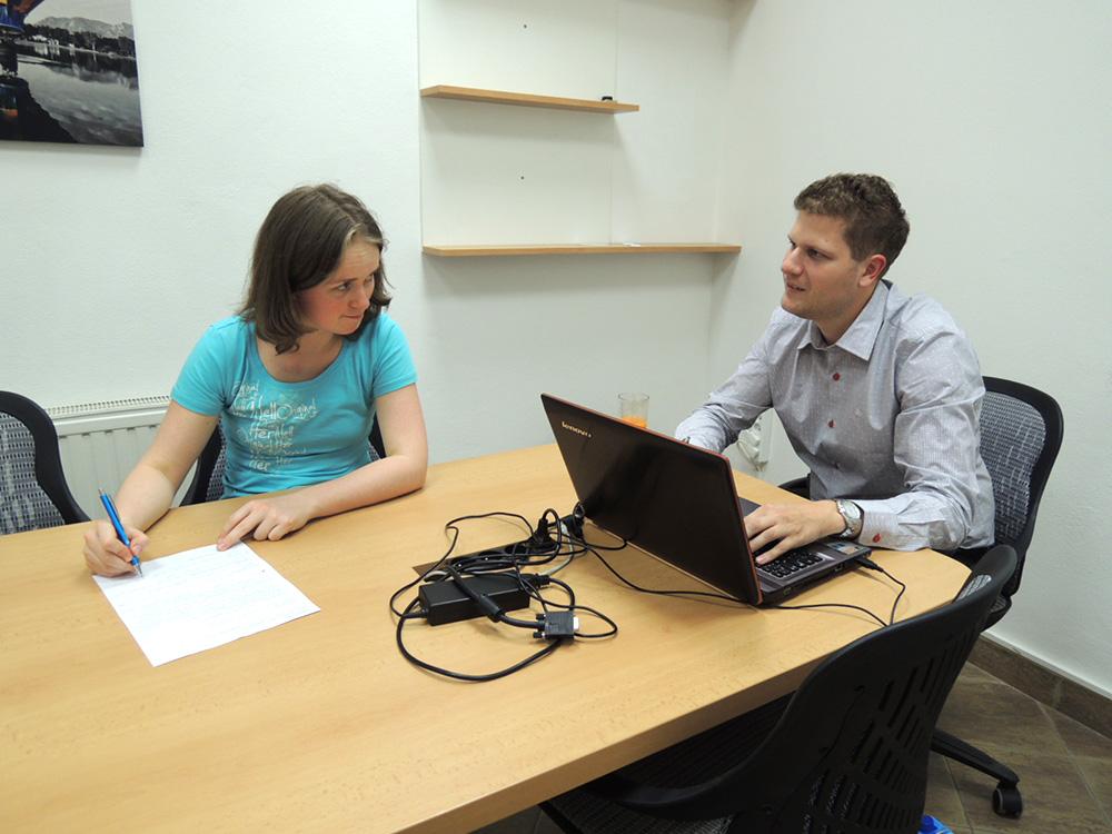 S Honzou Linhartem si povídáme o profesi SEO konzultant.