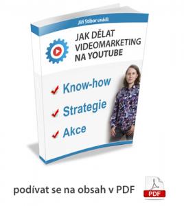 eBook Jirky Stibora, jak na videomarketing.