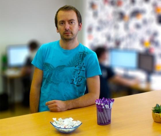 Ing. Martin Drugaj - projektový manažer Atomer